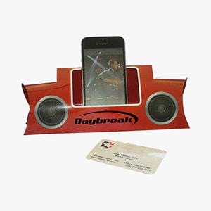 Giveaway-Phone-Stand-Amplifier